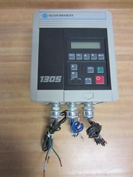Allen Bradley 1305-BA04A-HA2 Micro Drive 1305 Series C - Used