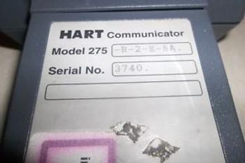 Fisher Rosemount Hart Communicator Model 275