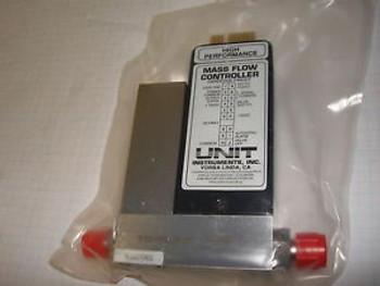 Unit Instruments UFC-1400 - Mass Flow Controller - Gas 15% PH3 /N2 - 2 SLM - MFC