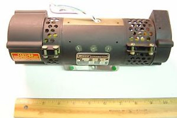 WINCO Dynamotor  #4002, 25.8v input - 300/170v output - 7000rpm, continuous duty