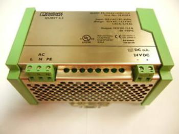 Phoenix: PS-120AC/24DC/2,5 -  Contact, Quint Power Supply