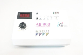 Richmond AB900/15 Ab 900 Autobalance Pulseflow Controller 115v-ac