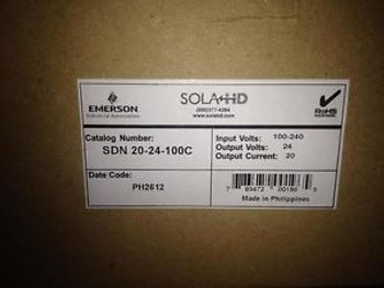 Brand NewIn Original Box EMERSON SOLA HD SDN 20-24-100C