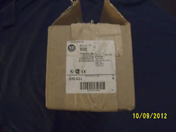 Allen Bradley 836-A2J Pressure Control, New In Box