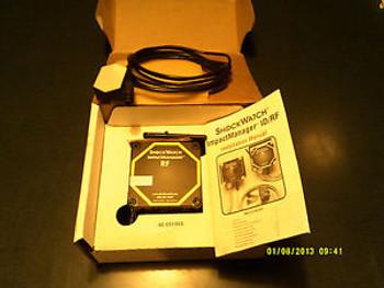SHOCKWATCH RF1302-VM1 IMPACTMANAGER SHOCK SENSOR FOR FORKLIFTS ORIGINAL BOX
