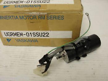 New box opened Yaskawa servo motor 36W UGRMEM-01SSU22
