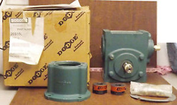 1 NEW DODGE 26S15L TIGEAR-2 REDUCER New