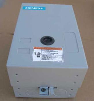 Siemens LEN01B006120A 20 Amp 6 Pole Lighting Contactor N1