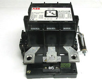 NEW.. ABB  EH  Contactor 3 Ph, 24 Coil, 3 Pole Cat# EH-145 200A, 600V ... VP-39