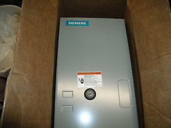 #1375 LCE01C008120A Siemens   Lighting Contactor in enclosure New