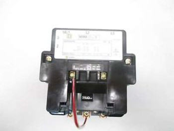 NEW SQUARE D 8502SEO2S 120V-AC 50HP 90A AMP SIZE 3 AC CONTACTOR D435049