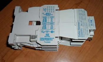 CUTLER HAMMER C320TP1 TIMER 0.1-30 SECOND DPST PNEUMATIC NEW NO BOX
