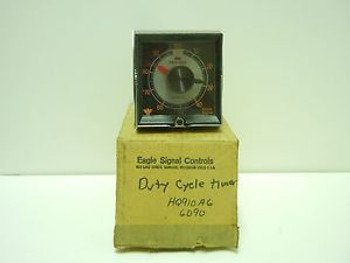 EAGLE SIGNAL HQ910A6 NEW PERCENTAGE TIMER 6D90 HQ910A6