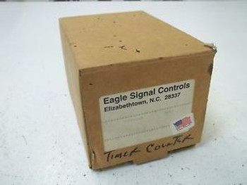 EAGLE SIGNAL CX412A6 TIMER NEW IN A BOX