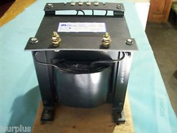 ACME TA- 2-81220  240/480V 3000VA 50/60HZ INDUSTRIAL CONTROL TRANSFORMER