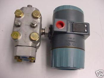 FOXBORO ELECTRONIC TRANSMITTER MODEL# 823DP-I3S1NH2-A