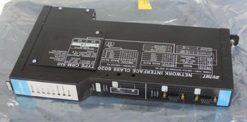 Square D Sy/Max 8030 Crm510 Series H2 Network Interface Module 30608-502-50