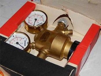 #207  Norgas  V-121-K02-AM  Oxygen Flowmeter Regulator Valve  NEW&lt