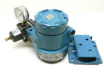 Fisher Rosemount 846 Current to Pressure Transducer 67CFR-224 Regulator 4-20 Ma