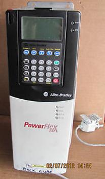 Allen Bradley PowerFlex 700 5 / 3hp Series B AC Variable Frequency Motor Drive