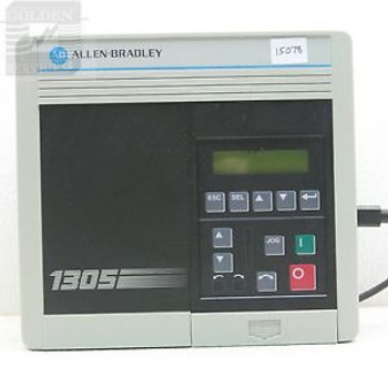 Allen Bradley 1305-BA09A Variable Frequency Drive Series C 5HP
