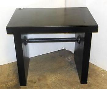 35 inch Epoxy ResinAnti-VibrationBalance Table 48 x 25 x 31 (W x D x H)