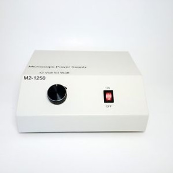 12 Volt 50 Watt Lamphouse Microscope Power Supply