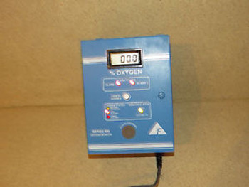 DELTA F SERIES 500  OXYGEN ANALYZER - (DF1)