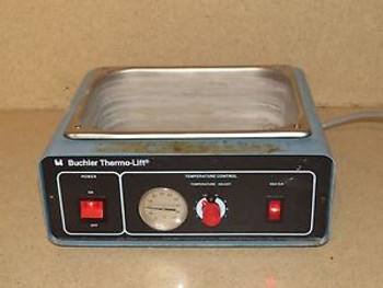 BUCHLER THERMO-LIFT WATER BATH MODEL 1-2000