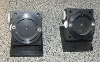 ++  TWO ORIEL TILT LENS MOUNTS - lhd