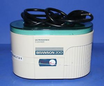 (1) Used Branson 200 Ultrasonic Cleaner