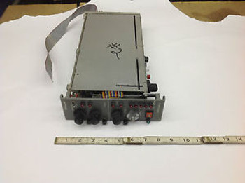Instron A14-131 Controller Panel Module Assembly #2