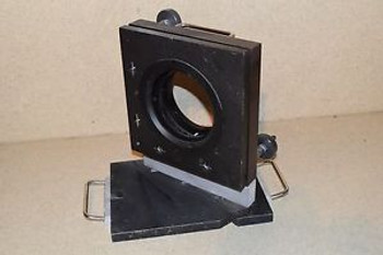 ++  MIRROR MOUNT HEAVY DUTY- 4 3/4 DIAMETER OPENING  (#10J)