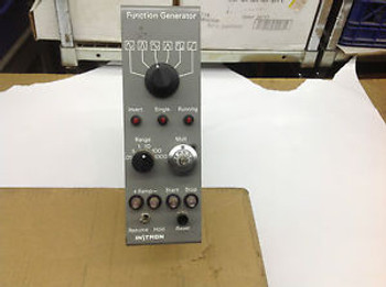Instron Function Generator A414-109 Controller Panel Module Assembly