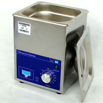 1.3 L Dental stainless steel Ultrasonic Cleaner Jewelry with timer MS 13