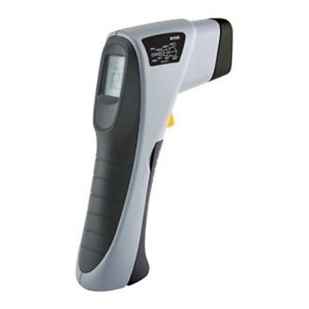 96-200-102 Gun-Style Infrared Thermometers With Laser - Model: IRT650   TEMPERAT