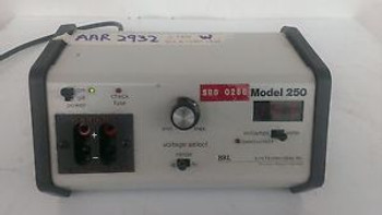 GIBCO BRL LIFE TECHNOLOGIES MODEL 250 POWER SUPPLY - AAR 2932