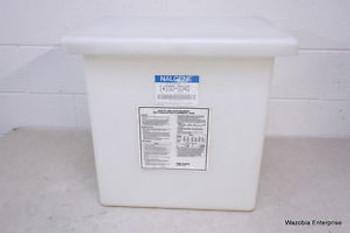 NALGENE RECTANGULAR TANK 14100-0040 18X12X18