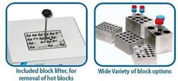 Digital Dry Bath Block, 20 x 13mm (or 20 x 5/7ml Blood Tube) (1 EACH)