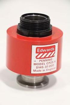 Edwards Penning Cp25-K Vacuum Gauge