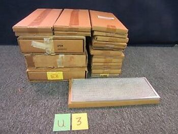 20 Research Products Hvac Filter 16.5 X 6.5 X 5/16 Military Aviation 97100510