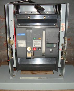 GUARANTEED NEW 4000A GE POWERBREAK II DRAWOUT CAT# SSD40B440 W/ B440LSIG