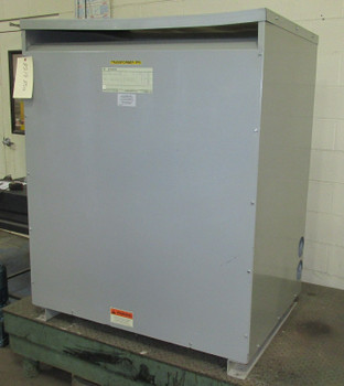 GE GEneral Electric K 500 kVA Type QL Transformer 9T23B3879