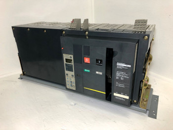 Square D Masterpact NW50H NW 50 H 5000A 5000 Amp Breaker NW-50-H