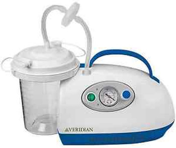 Vh Table Top Portable Medical Aspirator Suction Pump Adjustable Vacuum Regulator