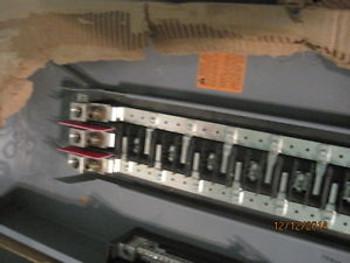 Square D Qo442L225 Load Center W/Cover