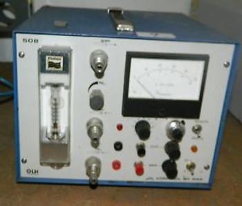 Lh Fermentation Systems Model 500 Series Iii Oxygen Controller
