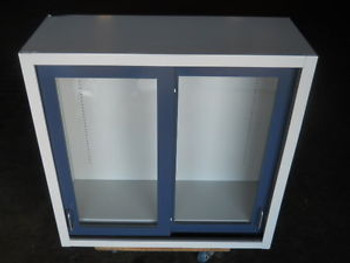 Used Wall Cabinet With 2 Shelves, 36 X 36 X 14
