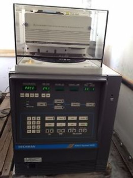 Beckman P/Ace Pace System 5510 Electrophoresis Uv Absorbance Detector