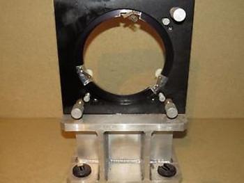 ++Optical Mount - 8 Diameter W/ Heavy Duty Base